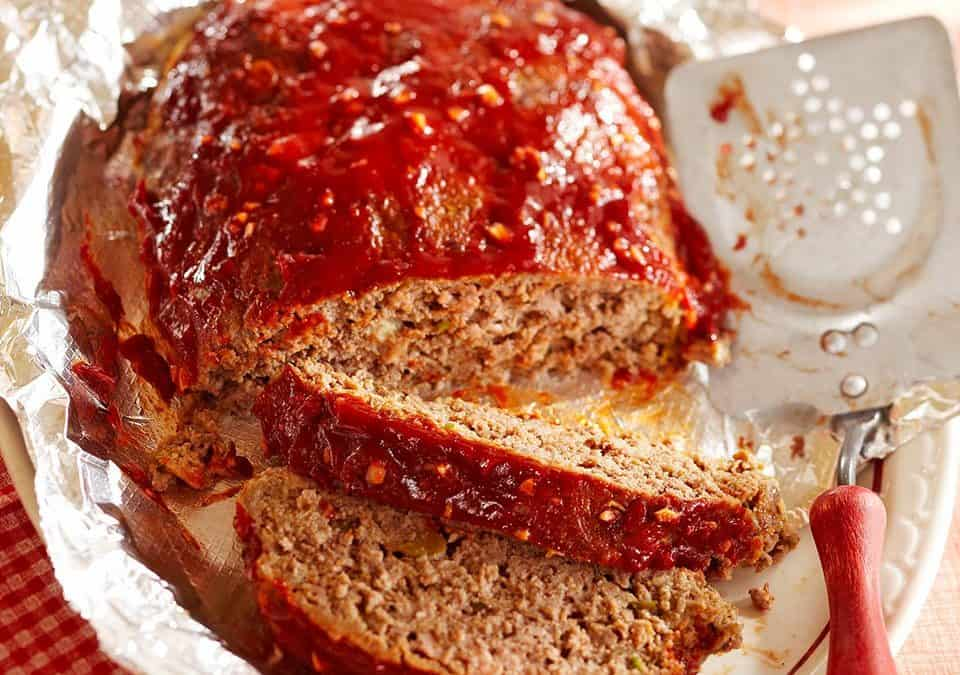 Classic Diner Meat Loaf